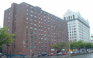 Ennis Frances Houses at  2070 Adam Clayton Powell Jr. Boulevard
