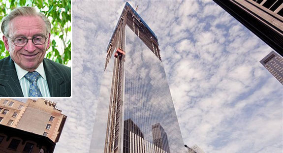 Larry Silverstein and 4 World Trade Center