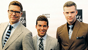 "The cast of ""Million Dollar Listing New York"""