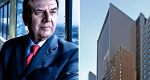 Richard LeFrak and 40 West 57th Street