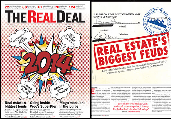 The Real Deal December 2013