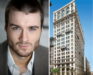 Mashable's Pete Cashmore and 114 Fifth Avenue