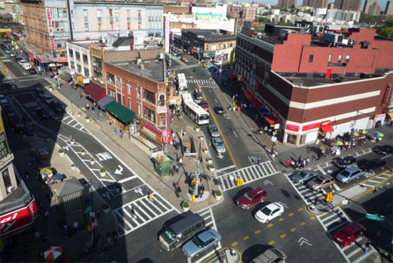The Hub: The retail, theater and restaurant heart of the South Bronx