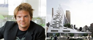 From left: Bjarke Ingels and West57