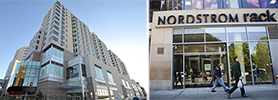 From left: Shops at SkyView Center and Nordstrom Rack at 60 East 14th ...