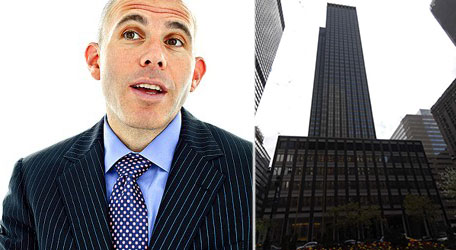 From left: Scott Rechler and 237 Park Avenue