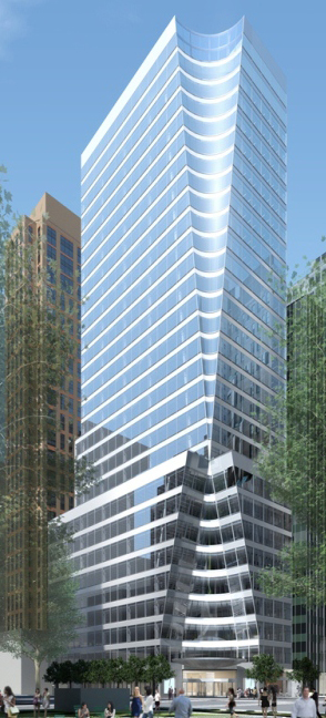 Rendering of 7 Bryant Park