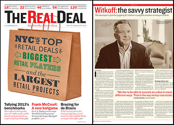 The Real Deal January 2014