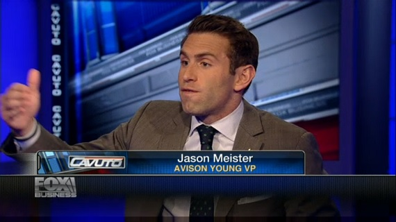 Jason Meister (Screenshot via Fox Business)
