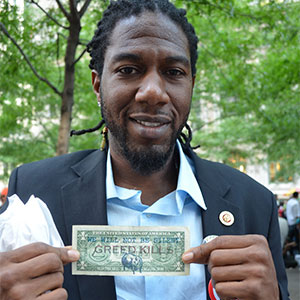 Councilman Jumaane Williams