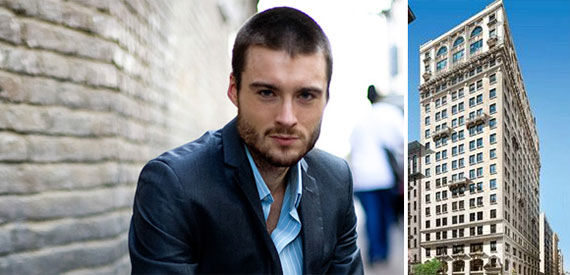 Mashable CEO Pete Cashmore and 114 Fifth Avenue