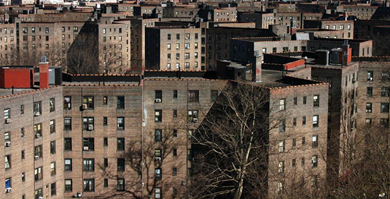 Queensbridge Houses, Long Island City
