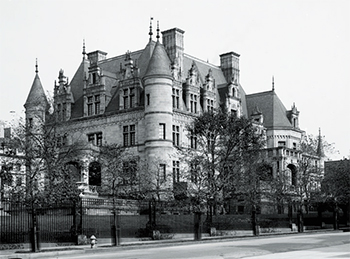"Charles Schwab's mansion, ""Riverside"""