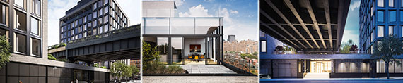 Renderings of 505 West 19th Street
