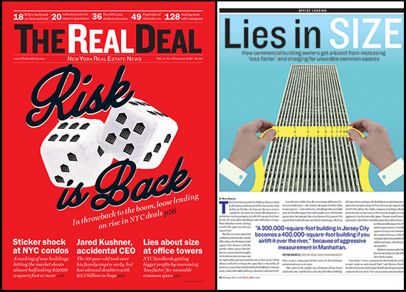 The Real Deal February 2014