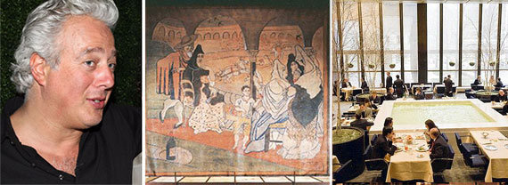 "Aby Rosen, Picasso's ""Le Tricorne"" and the Four Seasons Restaurant"