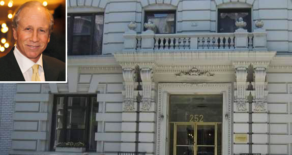 Larry Gluck and 252 West 76th Street