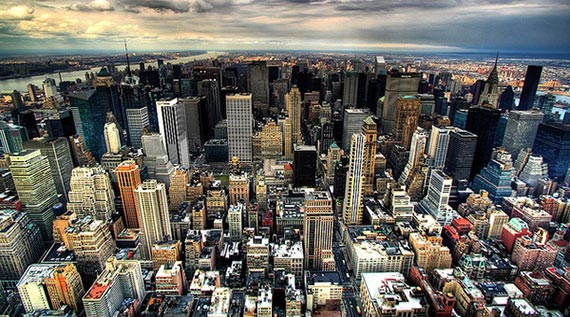 Manhattan's pricey rental landscape