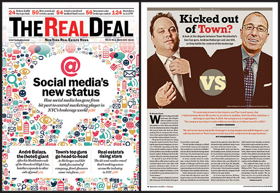 The Real Deal March 2014