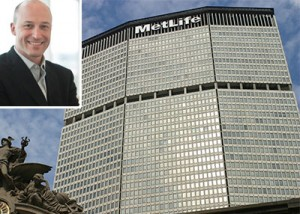 The MetLife Building at 200 Park Avenue and IgnitionOne's Will Margiloff