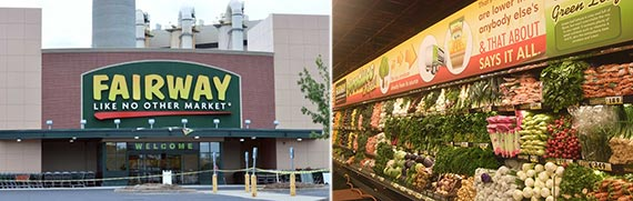 Fairway Market in Westbury, NY
