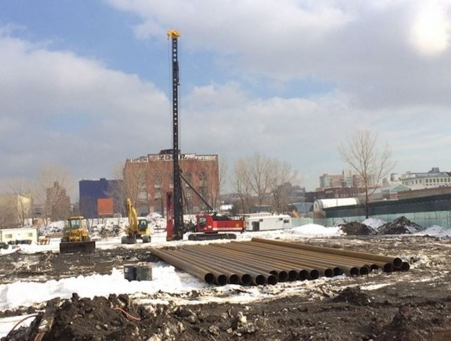 Site of Lightstone's planned Gowanus development at