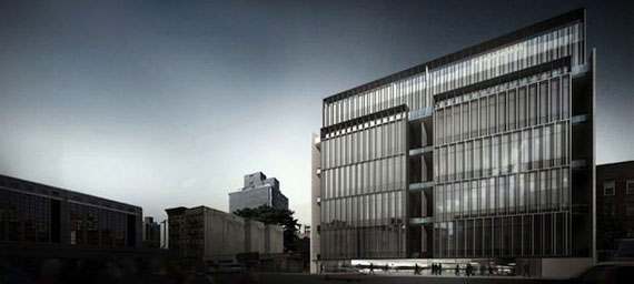A rendering of 522 West 29th Street