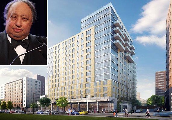 John Catsimatidis and 180 Myrtle Avenue