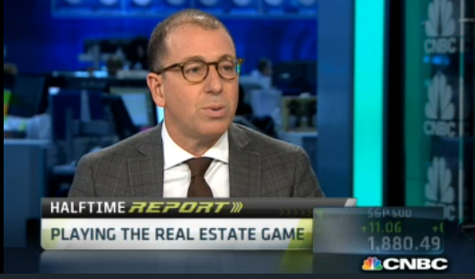 Joseph Sitt, co-founder and chairman of Town Residential and Founder and CEO of Thor Equities