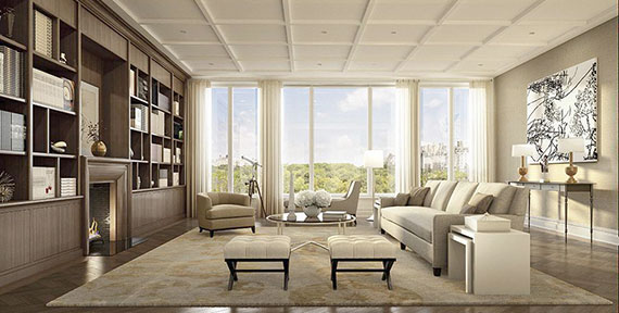 Penthouse at 22 Central Park South