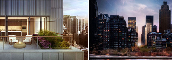 301 East 50th Street (Credit: COOKFOX Architects)