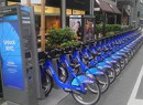Citi Bike docking station