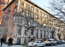 The landmarked historic district of Brooklyn Heights