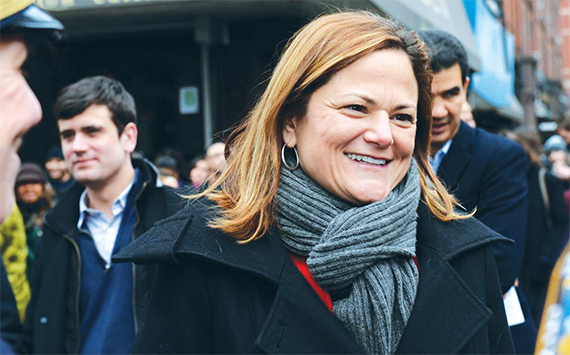 Melissa Mark-Viverito's ascent to speaker of the City Council has sparked concern among some in the industry