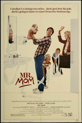 mr mom movie poster