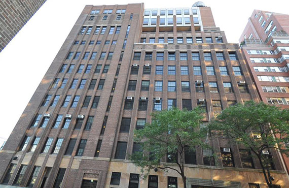 The Brearley School at 610 East 83rd Street