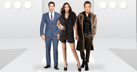 "Chad Carroll, Samantha DeBianchi and Chris Leavitt of ""Million Dollar Listing Miami"""