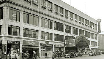 The third incarnation of Madison Square Garden
