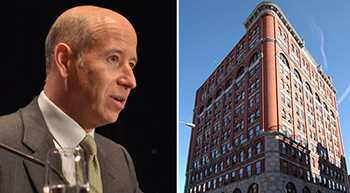 From left: Barry Sternlicht and 277 West 10th Street