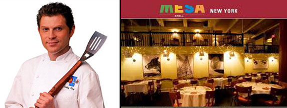 Bobby Flay and the Mesa Grill