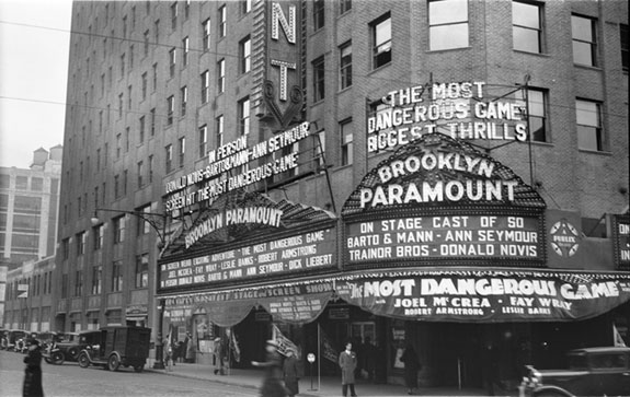 The Brooklyn Paramount Theatre