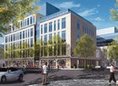 rendering of New York Methodist Hospital's proposed expansion
