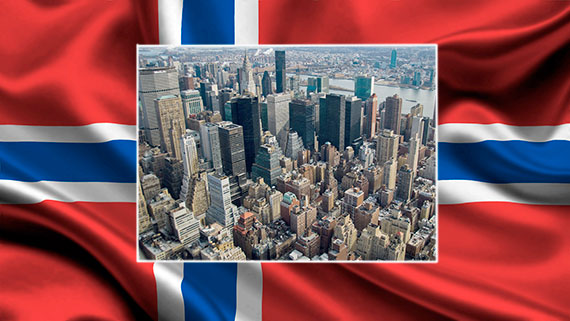 Norway's sovereign wealth fund plans to invest as much as 5 percent of its overall portfolio in the private real estate market in each of the next three years.