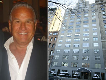 From left: Ralph Nakash and 812 Fifth Avenue