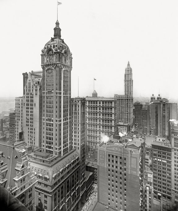The Singer Building