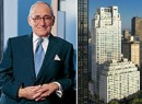 From left: Robert A. M. Stern and 15 Central Park West
