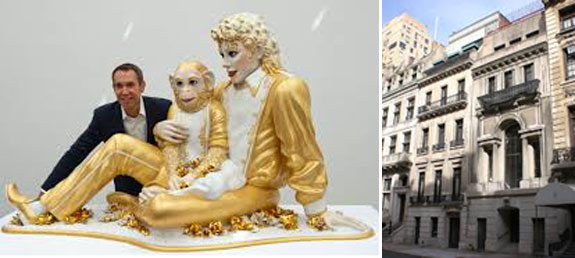 Jeff Koons and 11-13 East 67th Street