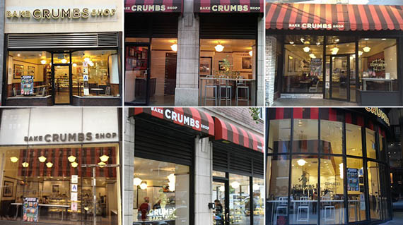 Crumbs New York City stores