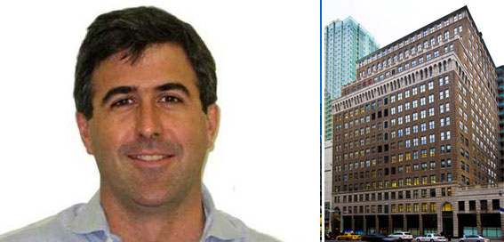 Yodle CEO Court Cunningham and 330 West 34th Street