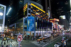 Morgan Stanley Headquarters in Times Square
